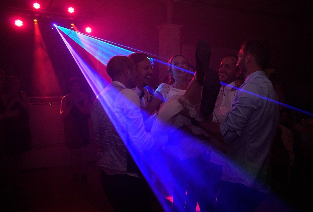 Rayon laser
