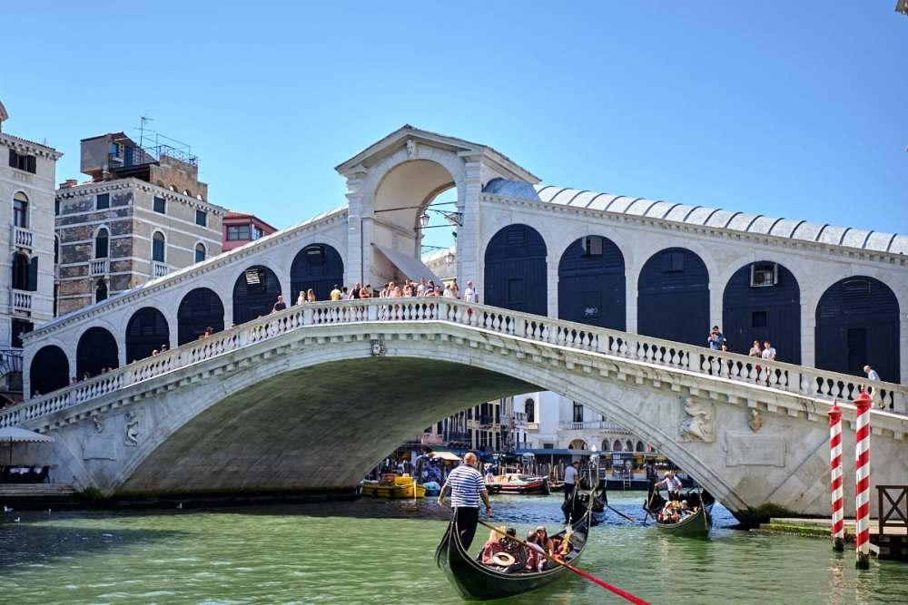 Pont Rialto - Venise