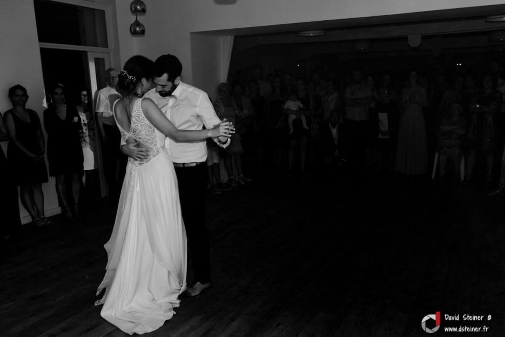 Première danse en couple