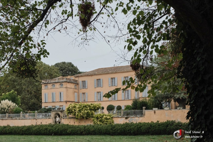 Mariage au Chateau d'Ayguebelle à Lambes