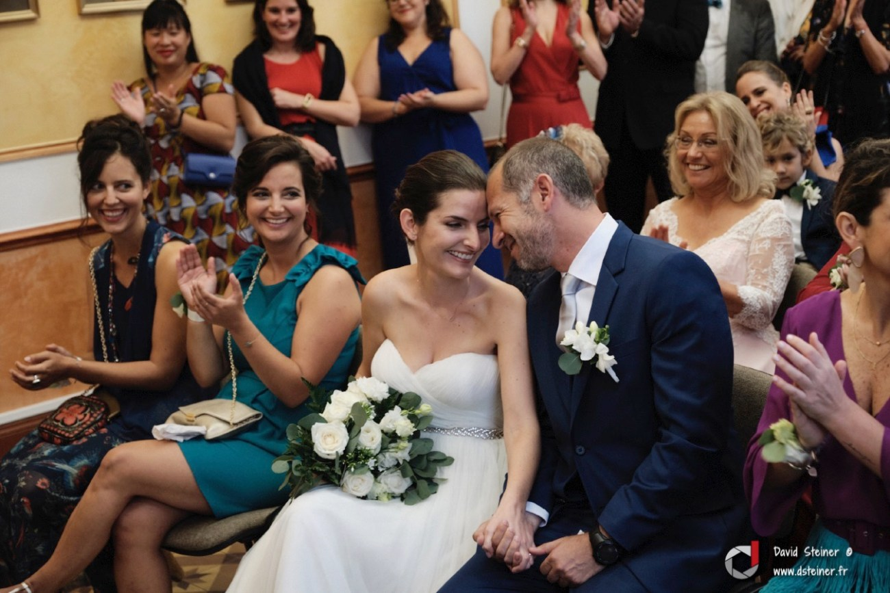 Mariage en mairie de Lambesc