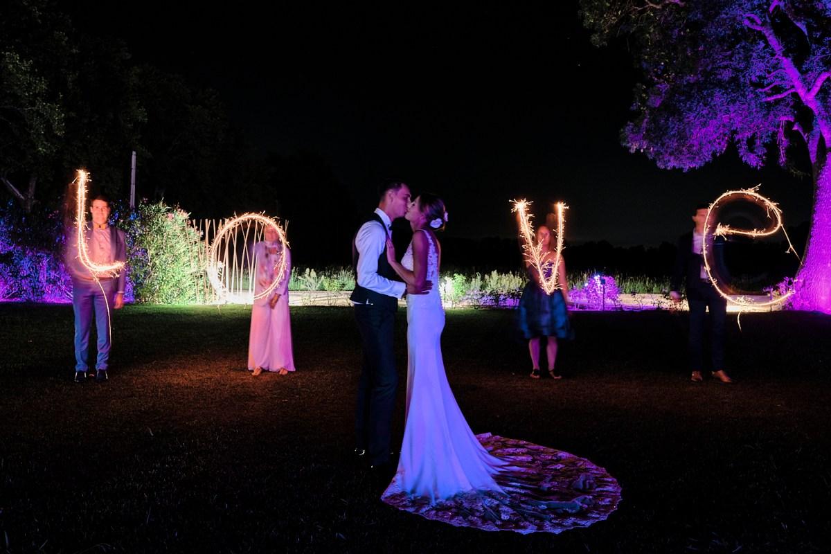 S & J – Mariage au Mas de Coupie, Eyguières