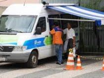 Moradores da Urbis VI contam com serviços  da Agência Móvel da Coelba
