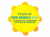 Premiação do Festival Sesi Música acontece na segunda-feira