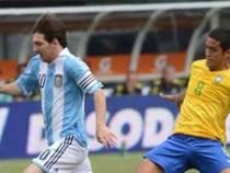 Argentina 4 X 3 Brasil