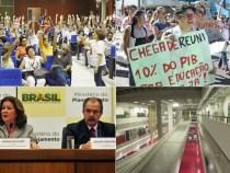 Recorde de adesão na greve das universidades federais
