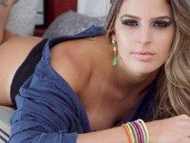 Musa do vôlei Mari Paraíba na Playboy de julho