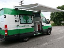 Bahia recebe unidades odontológicas móveis