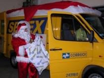 Papai Noel dos Correios convida ajudantes