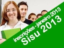 SISU oferece 129,2 mil vagas em 3,7 mil cursos