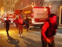 Comoção mundial: incêndio provoca mais de 200 mortes no Sul
