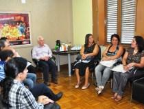 Governos discutem o Programa Pacto Pela Vida