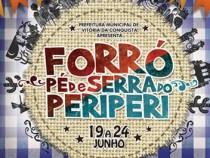 Forró Pé de Serra do Periperi: Feira de Economia Solidária