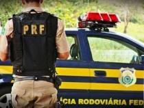 Polícia Rodoviária Federal informa apreensões na BR