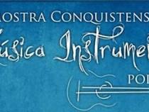 I Mostra Conquistense de Música Instrumental Popular