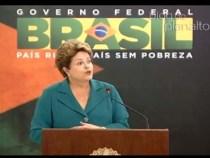 Dilma destina royalties do petróleo para saúde e educação
