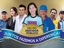 Prefeitura comemora o Dia do Servidor Público