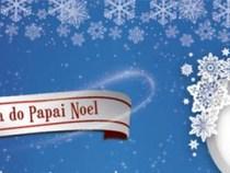 Papai Noel chega ao Shopping Conquista Sul