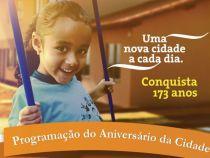 Solenidade oficial marca comemoração dos 173 anos de Vitória da Conquista