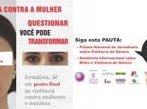 Prêmio Nacional de Jornalismo sobre Violência de Gênero