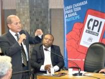CPI da telefonia: denuncias pela internet