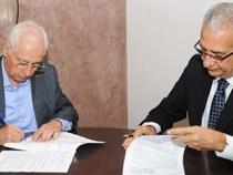Prefeitura assina contrato: construção da Avenida Perimetral