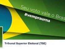 TSE usa hashtag #vempraurna para atrair jovens nas eleições