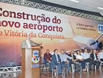 Reunião avalia implantação do novo aeroporto