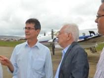 Governador Jaques Wagner visita Sudoeste