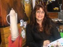 Valéria Vidigal expõe em Dubai