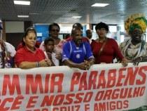 Emoção em Salvador: seleção Croata tem um baiano
