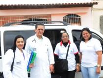Programa leva assistência médica domiciliar a idosos