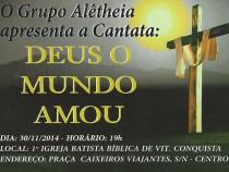 1ª Igreja Batista celebra o Natal