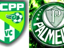 Palmeiras 4 x 1 Vitória da Conquista no Lomantão