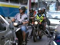 Mortes de motociclistas aumentaram 280% em dez anos