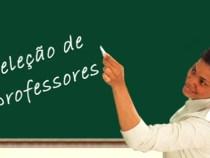 Prorrogadas as inscrições para seleção de professor do estado