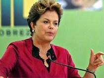 Dilma anuncia datas do pagamento do 13º