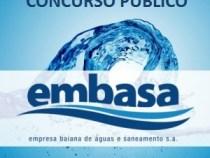 Embasa: abre edital para novo concurso público