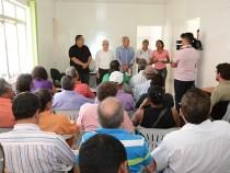 Sala da Cidadania para assentados e produtores rurais