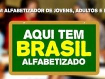 Brasil Alfabetizado: inscrições podem ser feitas até dia 8