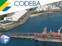 Últimos dias para inscrição do concurso da CODEBA
