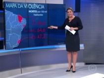 Seis cidades baianas estão entre as 20 mais perigosas do Brasil