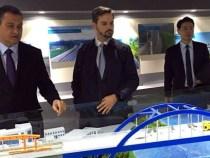 Rui: acordos com a China para acelerar obras na Bahia