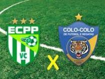ECPP X Colo Colo: Rebaixamento no Baianão
