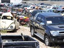 Detran realiza leilão de veículos apreendidos em Salvador e Feira