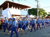 Colégio da Polícia Militar reúne 100 alunos em cerimônia
