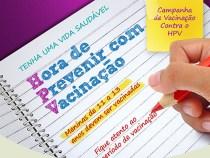 Vacinas contra HPV: Na Bahia, mais de 124,9 mil meninas