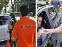 "Detran convoca unidades para o ""Maio Amarelo"""