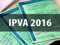 Últimos dias para aproveitar desconto de 5% no IPVA