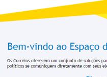 Correios oferece soluções de comunicação postal